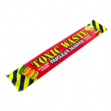 Toxic Waste Nuclear Sludge Sour Cherry Flavour Chew Bar